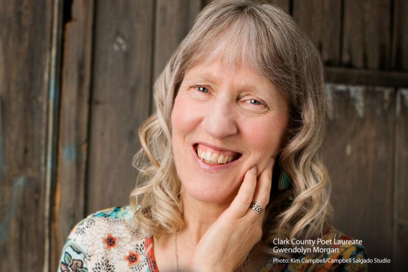 Clark County Poet Laureate Gwendolyn Morgan